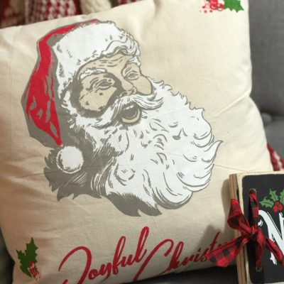 Christmas Decorating Made Easy with Chalk Couture