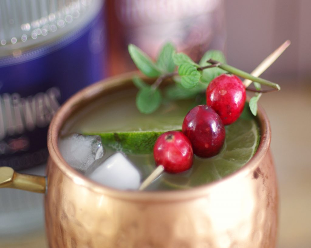 How to make Merry Moscow Mules