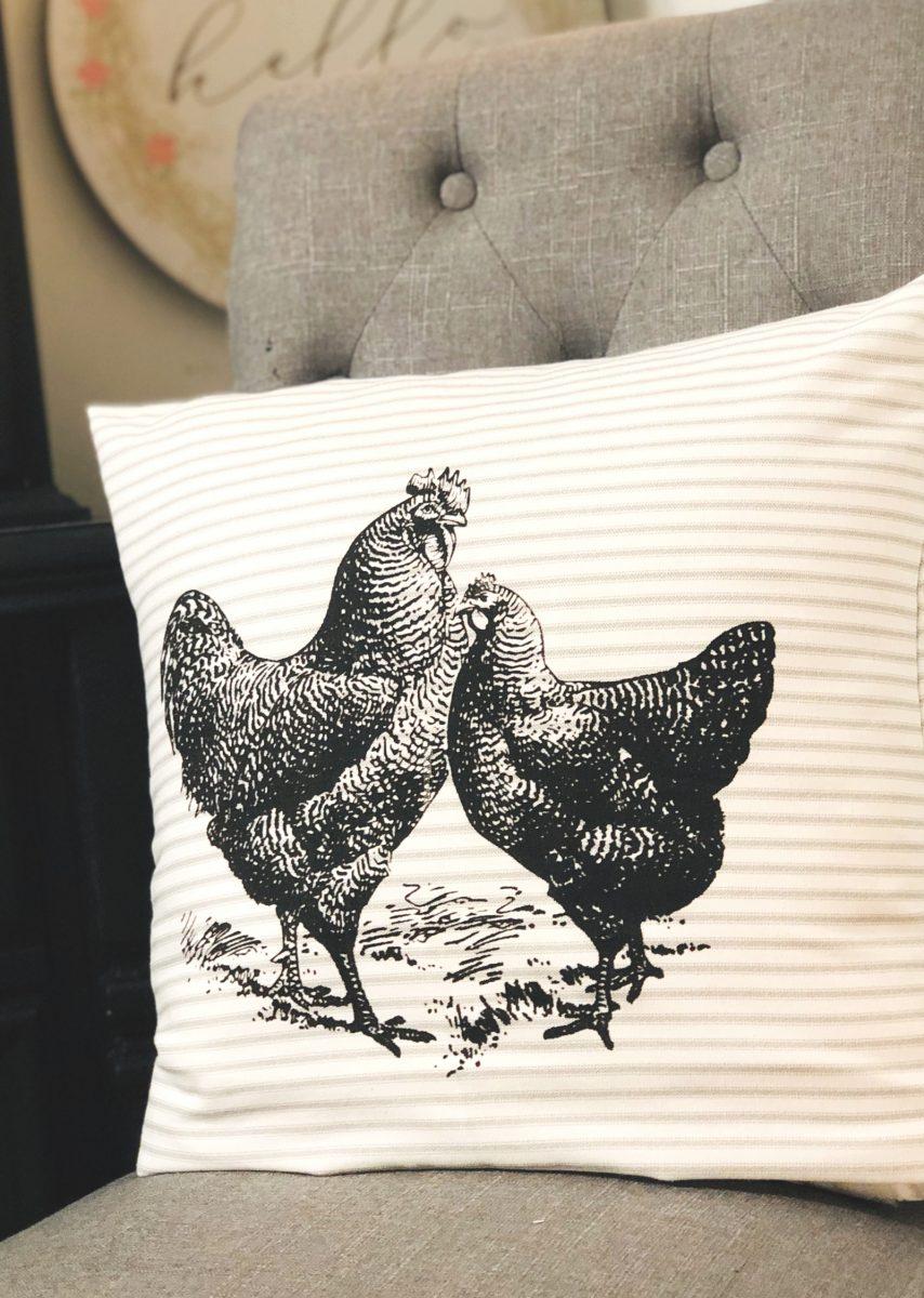 Corner Market Collection—Chickens