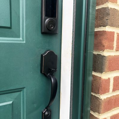 New Front Door Smart Lock – Sponsored