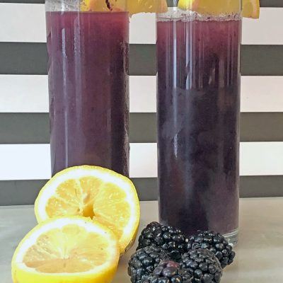 Blackberry Cocktail Recipe