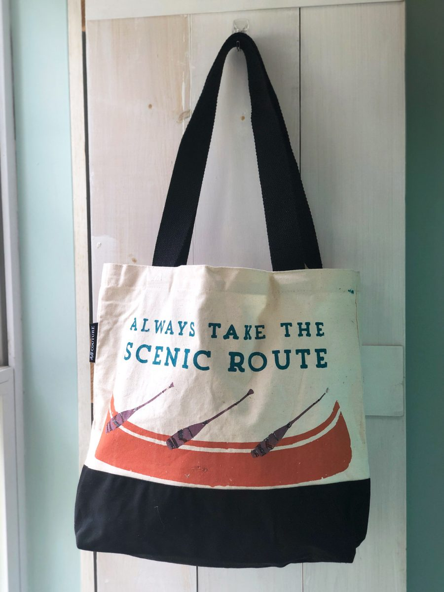 How to Personalize a Tote Bag