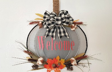 Unique and Fun DIY Fall Decor – Dollar Tree Crafts