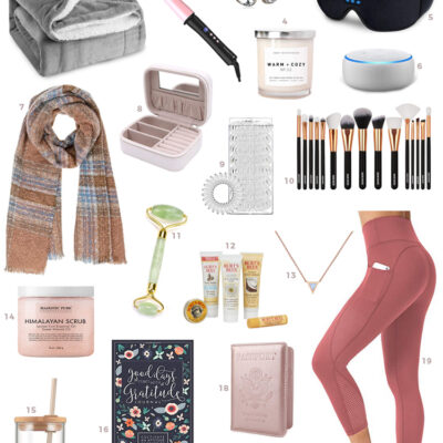 Holiday Gift Guide - Gifts for Her Under $25