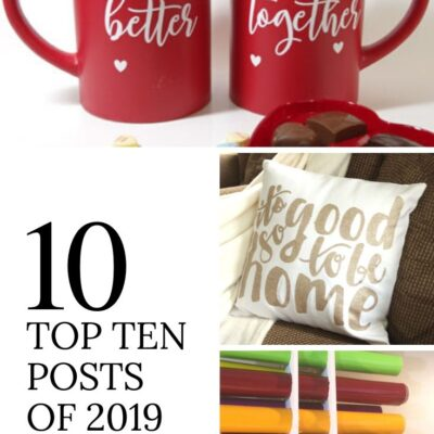 Top 10 DIY Projects From 2019