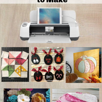 Popular Cricut Maker Projects to Make