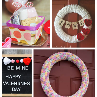 Ten Valentine's Day Decor Ideas